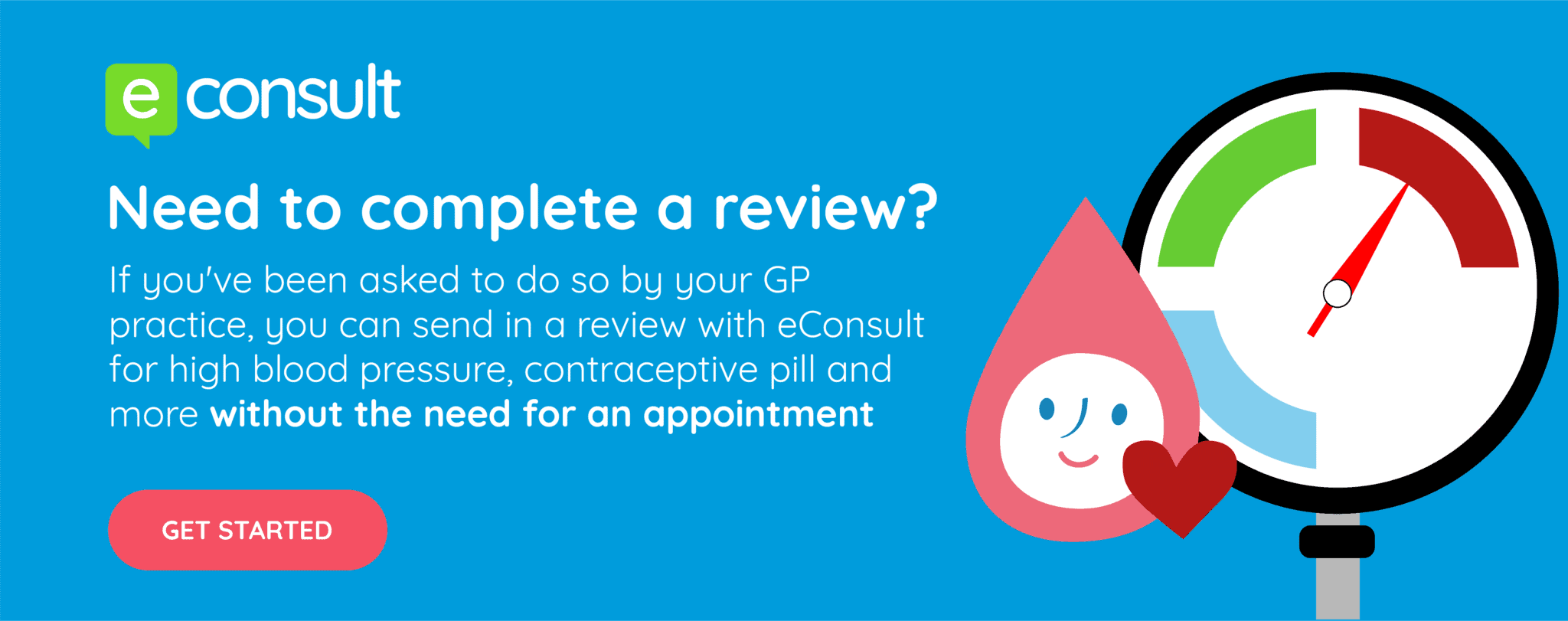 Need to complete a review? Get started online.